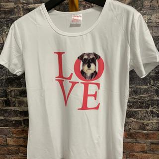 Tシャツ シュナウザー  2