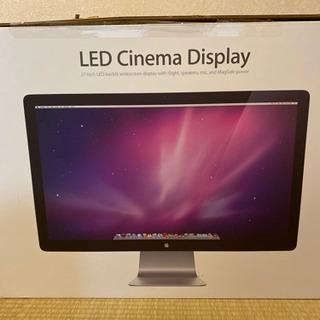 Apple LED ディスプレイ 美品です!お値下げしました!