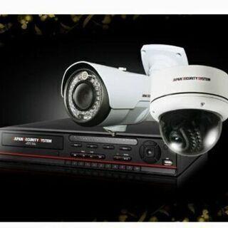 防犯カメラ導入・取り付け LAN配線、複合機など