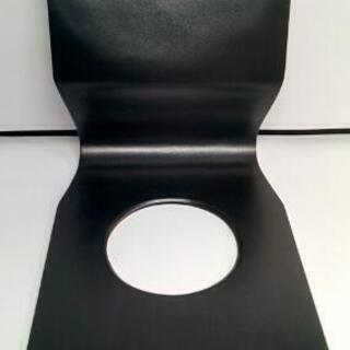 木製座椅子 黒