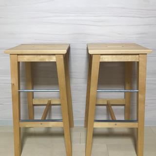 【ネット決済】IKEA スツール