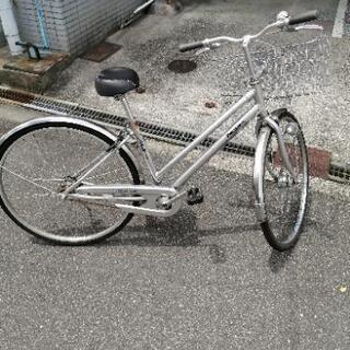 値下げ‼️自転車 パナソニック LEDライト自動点灯