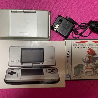 NintendoDS初代本体とマリオカートDSセット