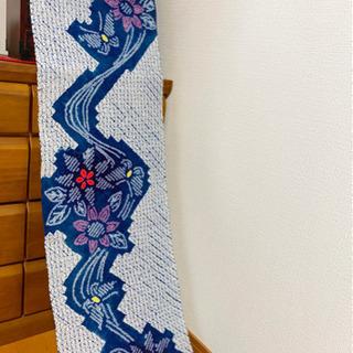 【ネット決済】浴衣 反物 藍染