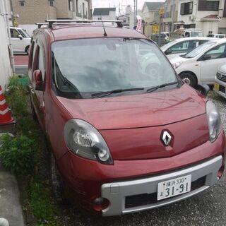 (ID3245)軽バン専門店在庫50台 43万円 ルノー カング...