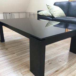 【お値段交渉可能】テーブル ブラック 黒