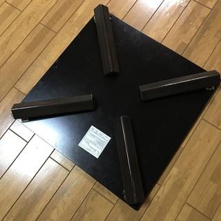 ニトリ 折りたたみテーブル 座卓 ローテーブル − 京都府