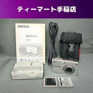 ペンタックス デジタルカメラ Optio A10 充電器 …