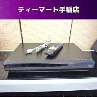 SHARP ブルーレイディスクレコーダー 2009年製 B…