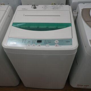 ヤマダ電機 7kg洗濯機 YWM-T70D1 2017年製…