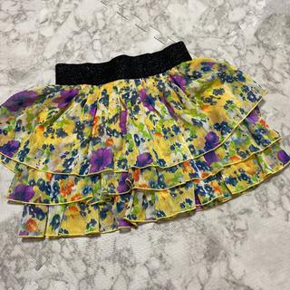 【ネット決済】中古♡花柄スカート