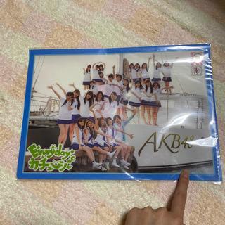 AKB48 クリアファイル Everydayカチューシャ