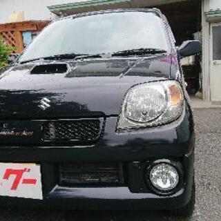 Keiワークス!ワンオーナー!5MT4WD車検付き!青森岩手秋田