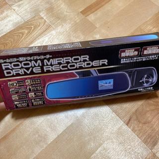 ドライブレコーダー microSD付き 未使用 再出品