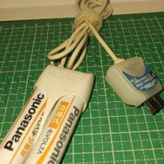 docomo ガラケー充電器 単3電池式 ドコモ FOMA