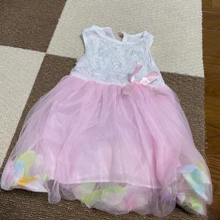 花びらのドレス 美品❗️10月末まで