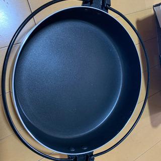 【ネット決済・配送可】すき焼き鍋 26cm