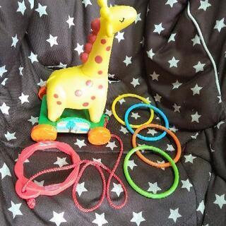キリンおもちゃ - おもちゃ