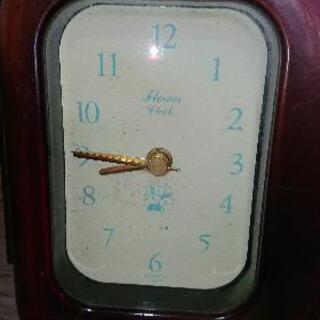 写真立て付き卓上時計