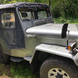 jeep 三菱 j54ディーゼル 4WD ジープ