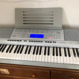 CASIO電子ピアノ  キーボード
