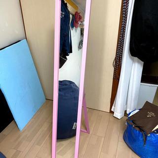 【ネット決済】鏡 スタンドミラー