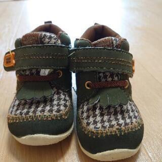 ムーンスター13㌢靴