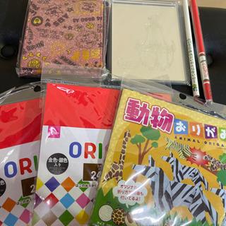 【ネット決済】0525004 ディズニー、文具、ぬいぐるみセット