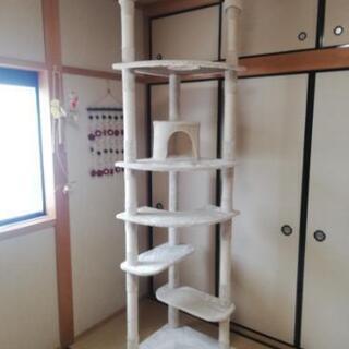 【ネット決済】VODOOL キャットタワー  キャットハウス 猫...