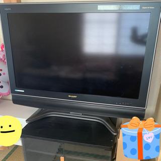 【ネット決済】シャープテレビ 中古 2006年式  37型