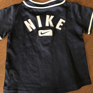 NIKE ベースボールシャツ・幼児110【値下げしました】