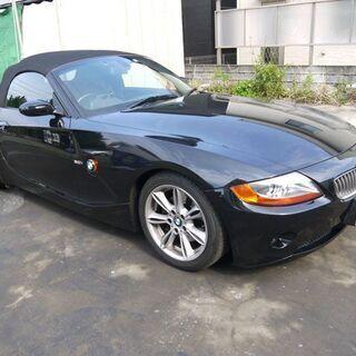 駆けぬける歓び BMW Z4 3.0i 1日毎に少しずつ値下げし...