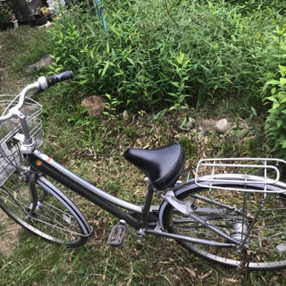 値下げしました! ブリジストン製ベルト式自転車