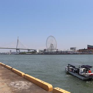 小さい船を貸し切り 大阪湾をゆったりクルーズ🛥