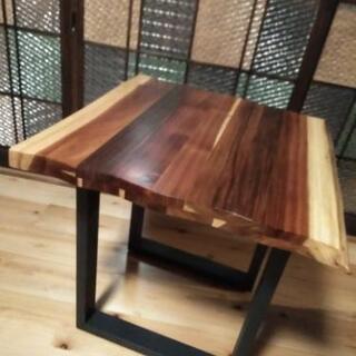 男前サイドテーブル(購入価格9,999円でした