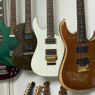 ギター ベースの修理・調整(リペア)