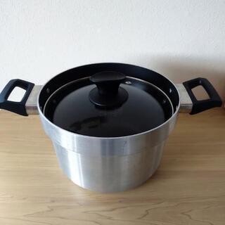 ★炊飯用鍋 調理鍋 アウトドア キャンプ
