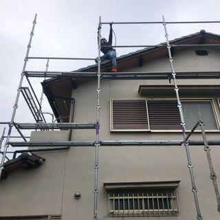 お家のお色直し、汚れた壁の塗り直しなど!外壁塗装いたします。無料...