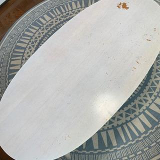 テーブル(ペイント剥がれ有)