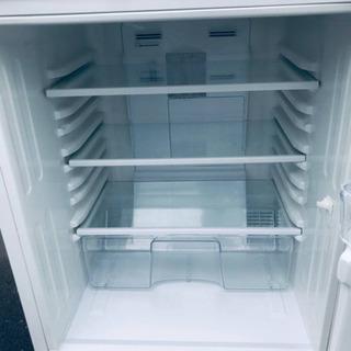 ①995番 MORITA ✨ノンフロン冷凍冷蔵庫✨MR-F110MB‼️ - 新宿区