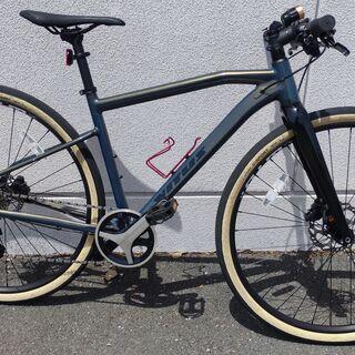 自転車、クロスバイク、サイズ XS