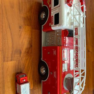 【今月限定!】消防車①