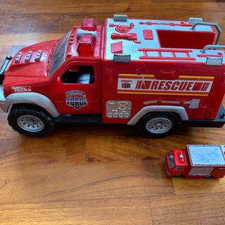 【今月限定!】消防車②