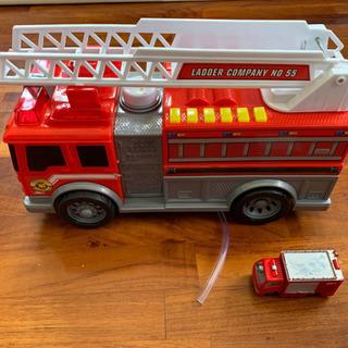 【今月限定!】消防車③