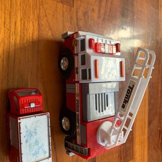 【今月限定!】消防車④