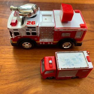 【今月限定!】消防車⑤
