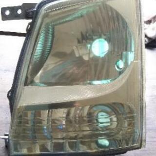 ワゴンR ヘッドライト左 MH21S 後期