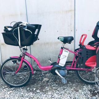 ②683番 電動自転車✨ Panasonic ギュッド E…