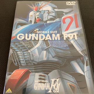 ガンダムF91 DVD
