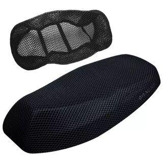 新品 スクーター メッシュ 汎用 シートカバー